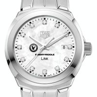 Embry-Riddle TAG Heuer Diamond Dial LINK for Women