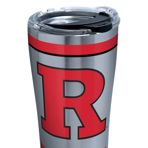 Rutgers 20 oz. Stainless Steel Tervis Tumblers with Hammer Lids - Set of 2 - Image 2