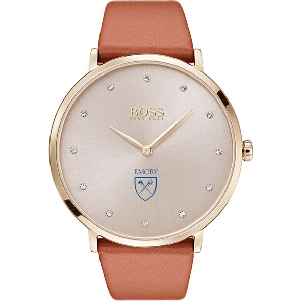 Emory University Women's BOSS Champagne with Leather from M.LaHart - Image 2