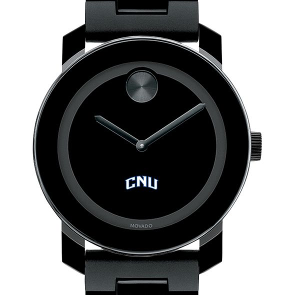Christopher Newport University Men's Movado BOLD with Bracelet