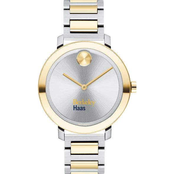 Haas School of Business Women's Movado Two-Tone Bold 34 - Image 2