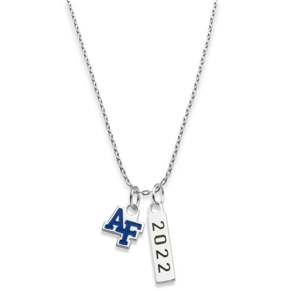 USAFA 2022 Sterling Silver Necklace - Image 1