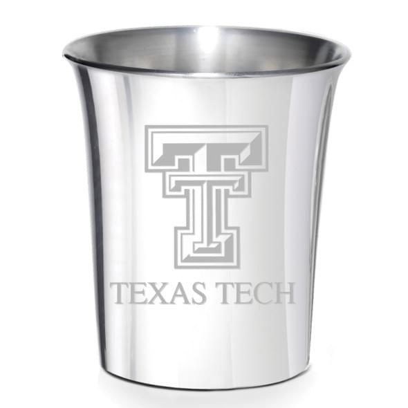 Texas Tech Pewter Jigger