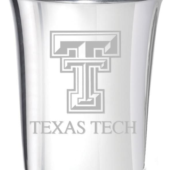 Texas Tech Pewter Jigger - Image 2