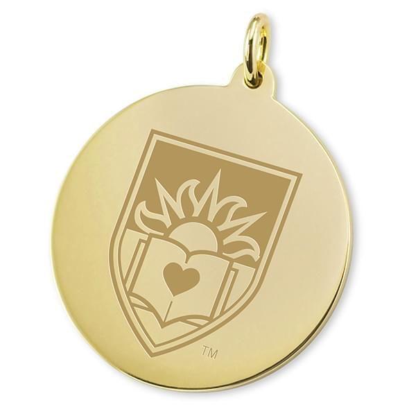 Lehigh 18K Gold Charm - Image 2