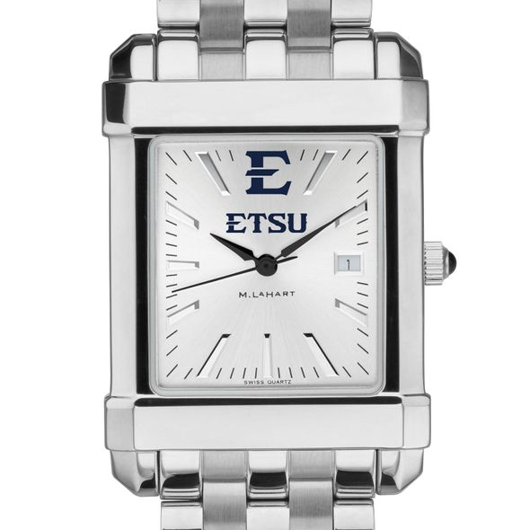 East Tennessee State University Men's Collegiate Watch w/ Bracelet