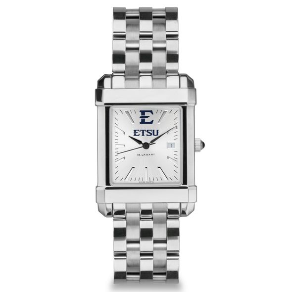 East Tennessee State University Men's Collegiate Watch w/ Bracelet - Image 2
