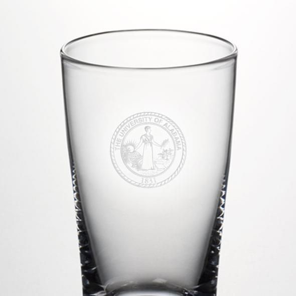 Alabama Pint Glass by Simon Pearce - Image 2