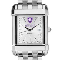 Holy Cross Men's Collegiate Watch w/ Bracelet