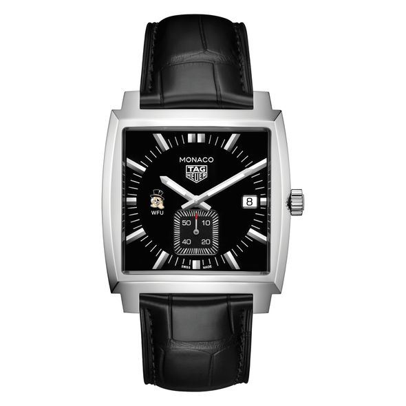 Wake Forest University TAG Heuer Monaco with Quartz Movement for Men - Image 2