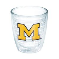 Michigan 12 oz Tervis Tumblers - Set of 4