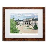 USNA Campus Print- Limited Edition, Large