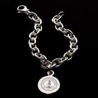 Stanford Sterling Silver Charm Bracelet