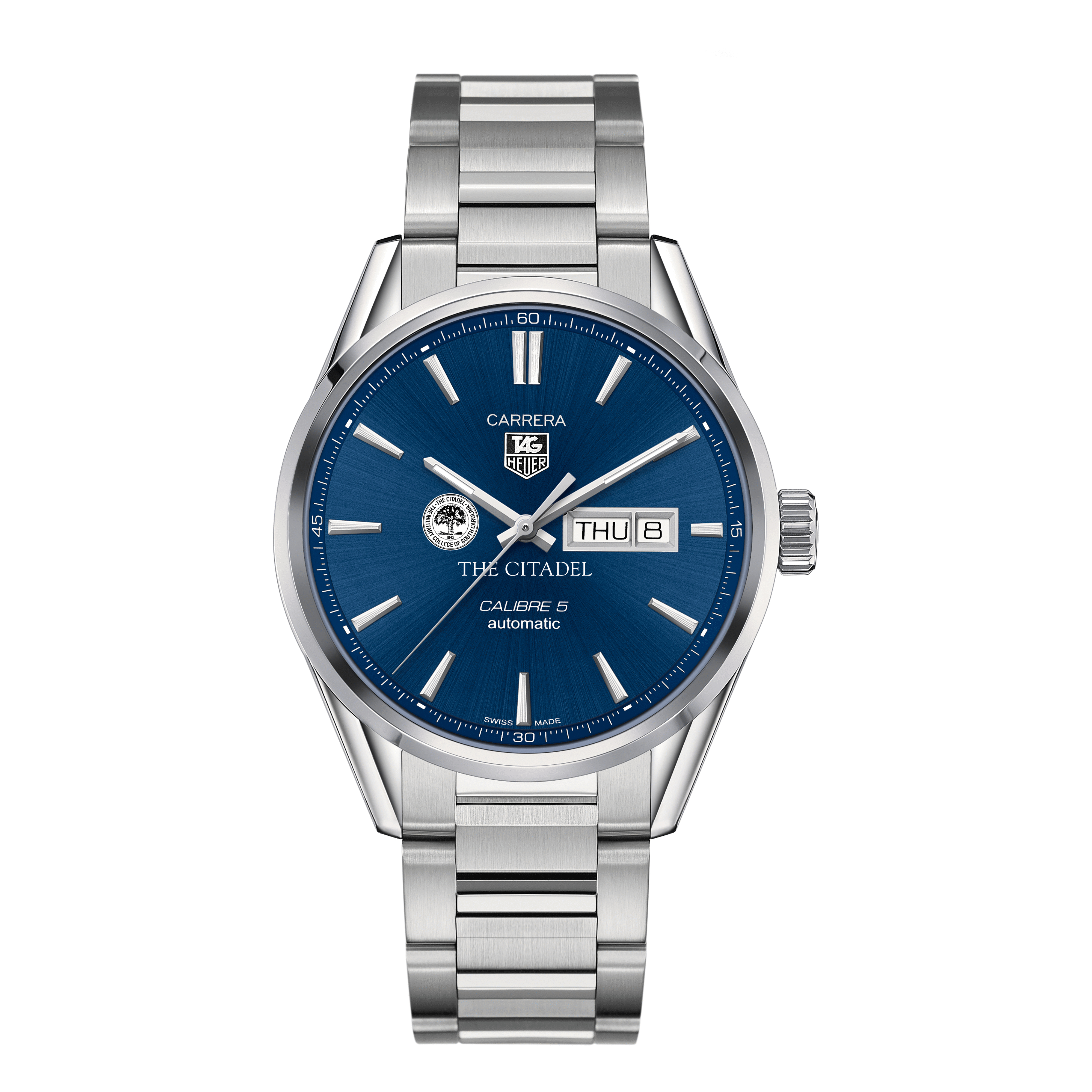 Citadel Men's TAG Heuer Carrera with Day-Date - Image 2