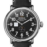Duke Fuqua Shinola Watch, The Runwell 47mm Black Dial