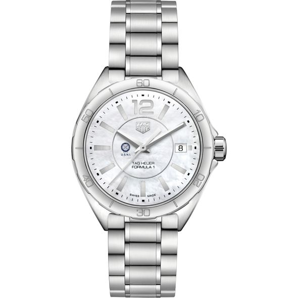 U.S. Naval Institute Women's TAG Heuer Formula 1 with MOP Dial - Image 2