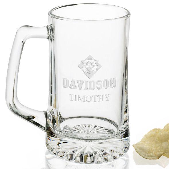 Davidson College 25 oz Beer Mug - Image 2
