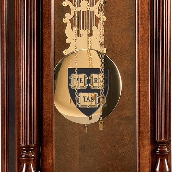 Harvard Howard Miller Grandfather Clock - Image 2