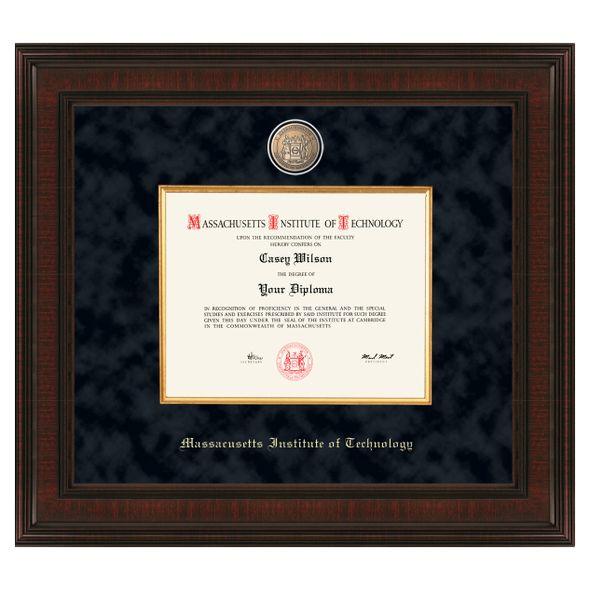 MIT Diploma Frame - Excelsior - Image 1