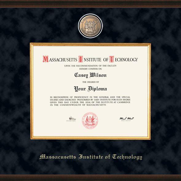 MIT Diploma Frame - Excelsior - Image 2