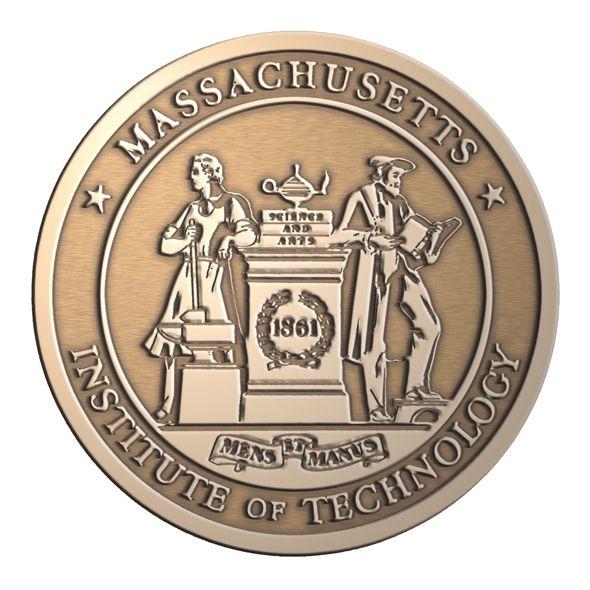 MIT Diploma Frame - Excelsior - Image 3