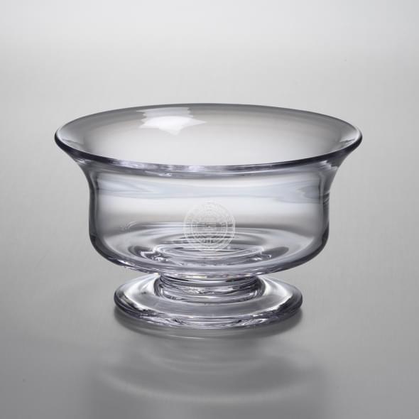 Auburn Medium Glass Revere Bowl by Simon Pearce