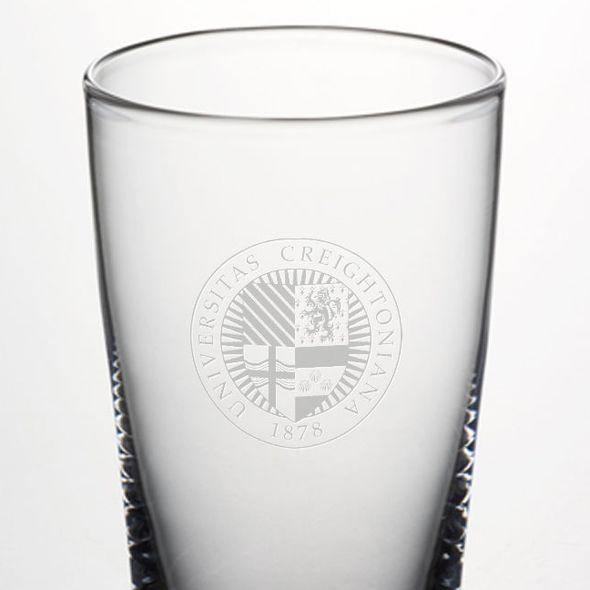 Creighton Ascutney Pint Glass by Simon Pearce - Image 2