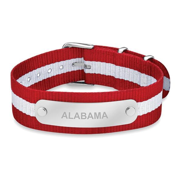 Alabama NATO ID Bracelet