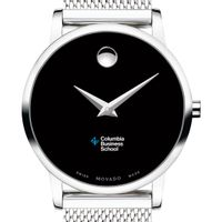 Columbia Business School Women's Movado Museum with Mesh Bracelet