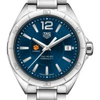 Clemson Women's TAG Heuer Formula 1 with Blue Dial