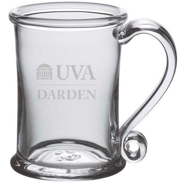 UVA Darden Glass Tankard by Simon Pearce