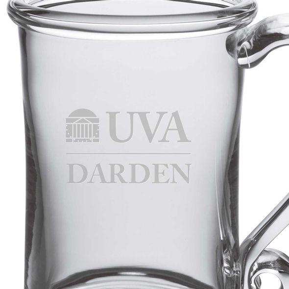UVA Darden Glass Tankard by Simon Pearce - Image 2