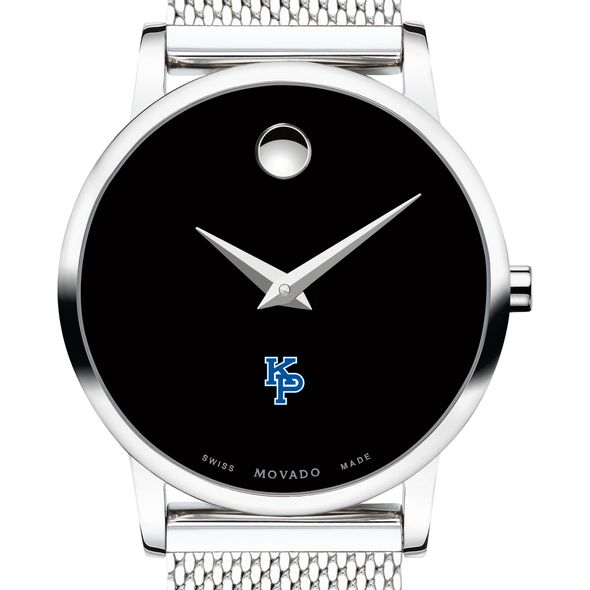 US Merchant Marine Academy Women's Movado Museum with Mesh Bracelet