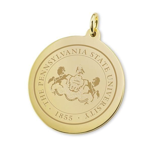 Penn State 14K Gold Charm