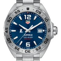 Loyola Men's TAG Heuer Formula 1 with Blue Dial