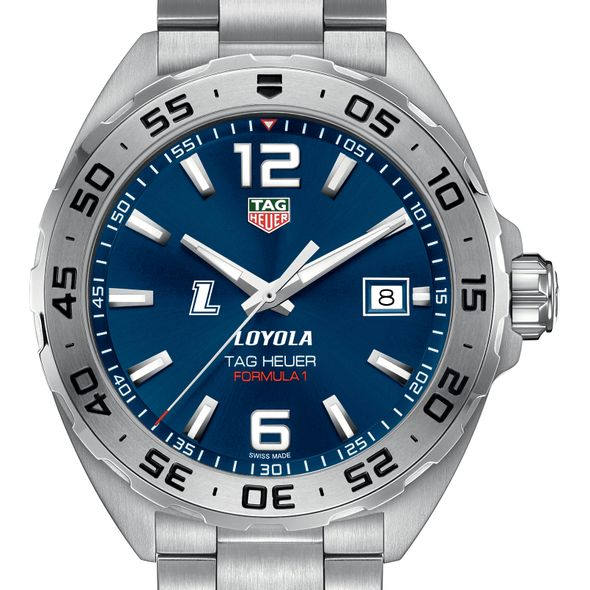 Loyola Men's TAG Heuer Formula 1 with Blue Dial - Image 1