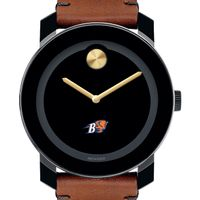 Bucknell Men's Movado BOLD with Brown Leather Strap