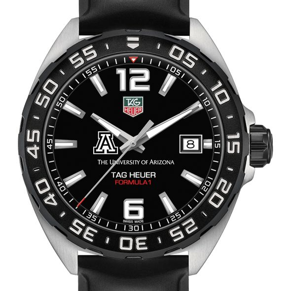 University of Arizona Men's TAG Heuer Formula 1 with Black Dial