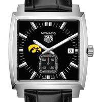 University of Iowa TAG Heuer Monaco with Quartz Movement for Men