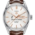 Cincinnati Men's TAG Heuer Day/Date Carrera with Silver Dial & Strap - Image 1