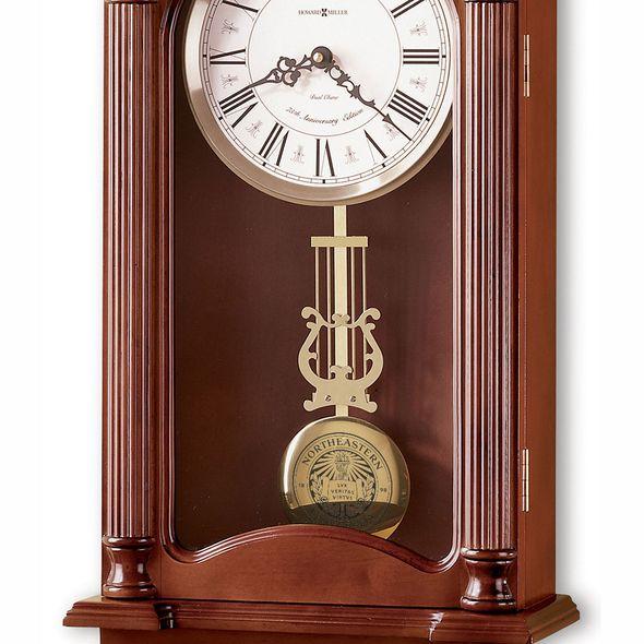 Northeastern Howard Miller Wall Clock - Image 2