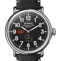 Oklahoma State Shinola Watch, The Runwell 47mm Black Dial - Image 1