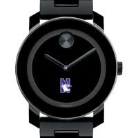 Northwestern University Men's Movado BOLD with Bracelet