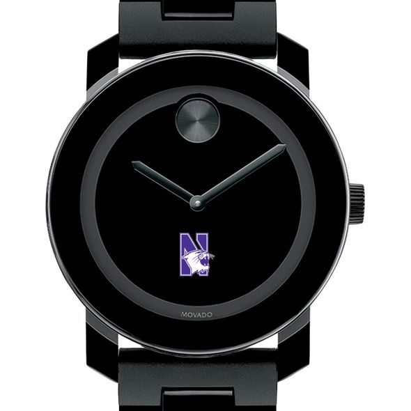 Northwestern University Men's Movado BOLD with Bracelet - Image 1
