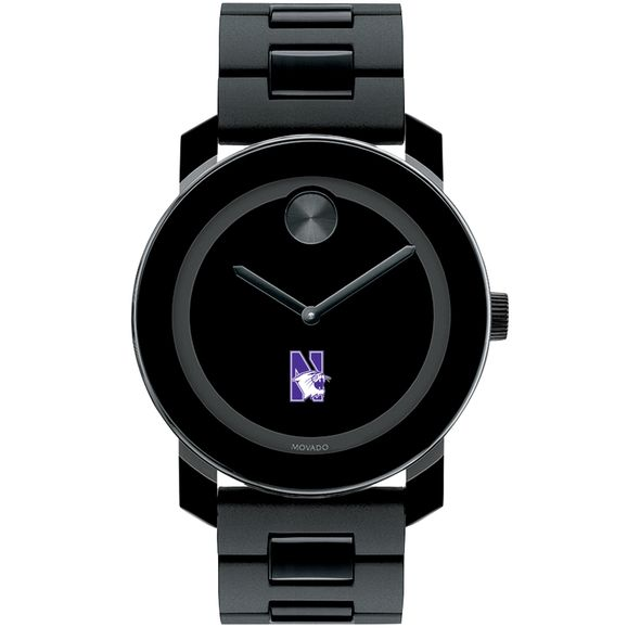 Northwestern University Men's Movado BOLD with Bracelet - Image 2