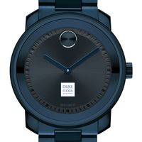 The Fuqua School of Business Men's Movado BOLD Blue Ion with Bracelet