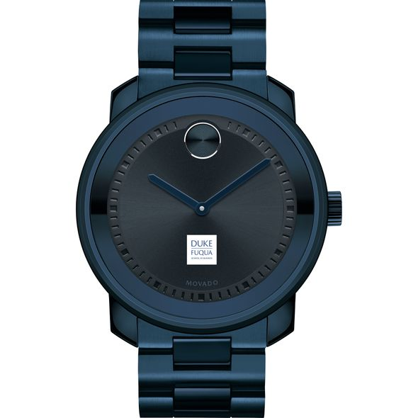 The Fuqua School of Business Men's Movado BOLD Blue Ion with Bracelet - Image 2