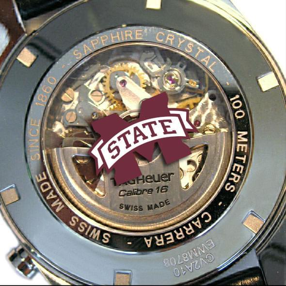 Mississippi State Men's TAG Heuer Carrera Tachymeter - Image 2