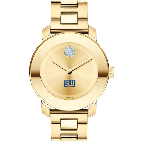 Saint Louis University Women's Movado Gold Bold - Image 2