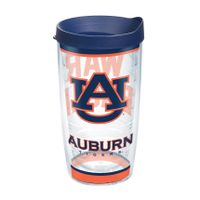 Auburn 16 oz. Tervis Tumblers - Set of 4